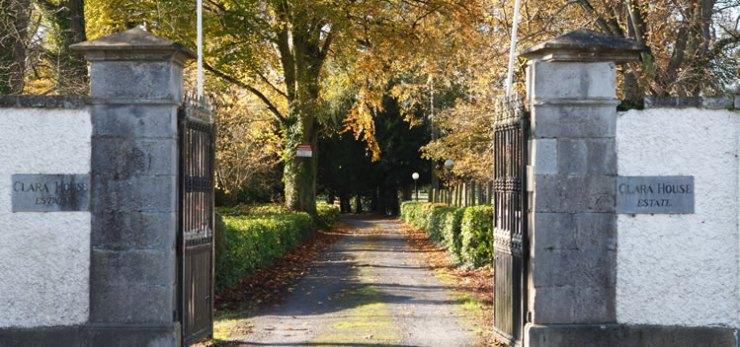 Clara House Gate